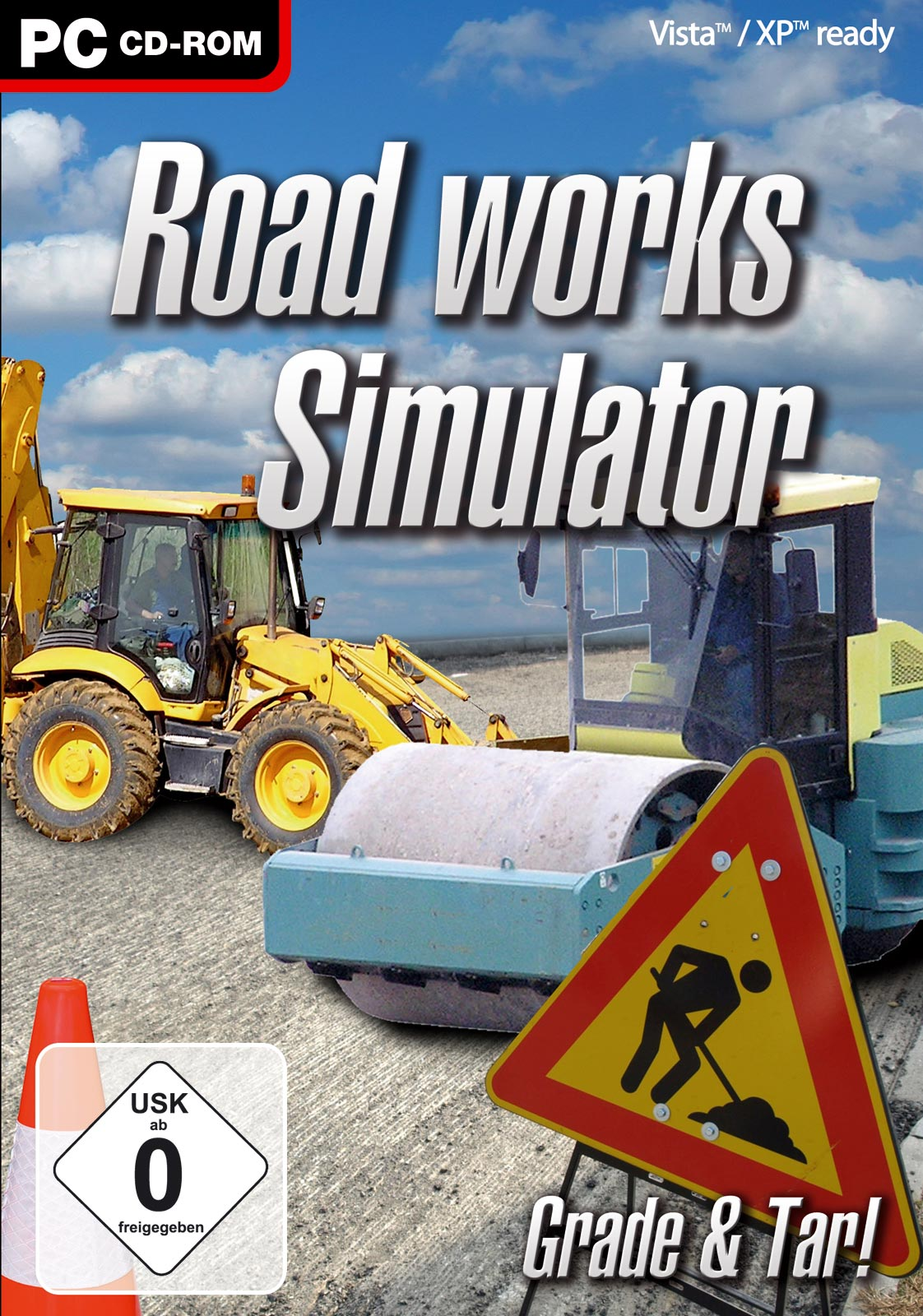 road works simulator