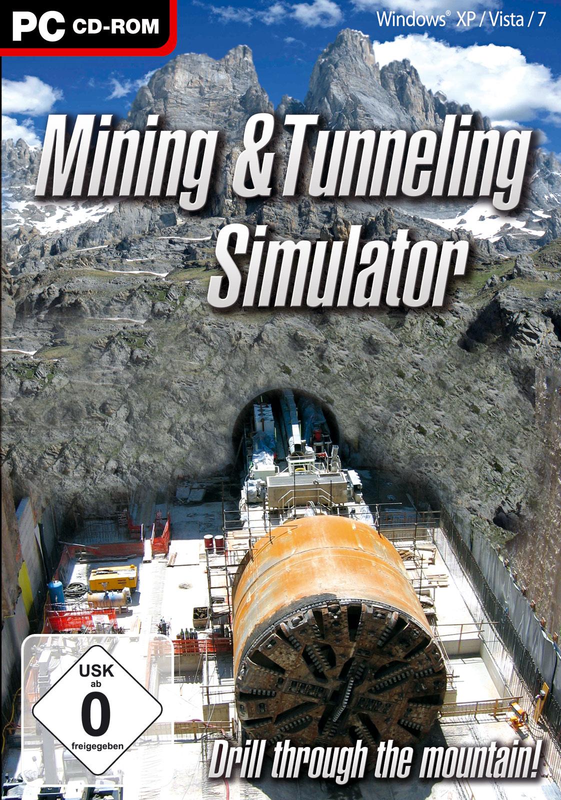 mining  tunneling simulator