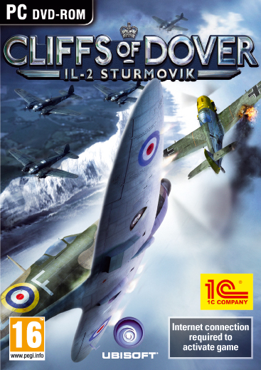 il 2 sturmovik cliffs of dover