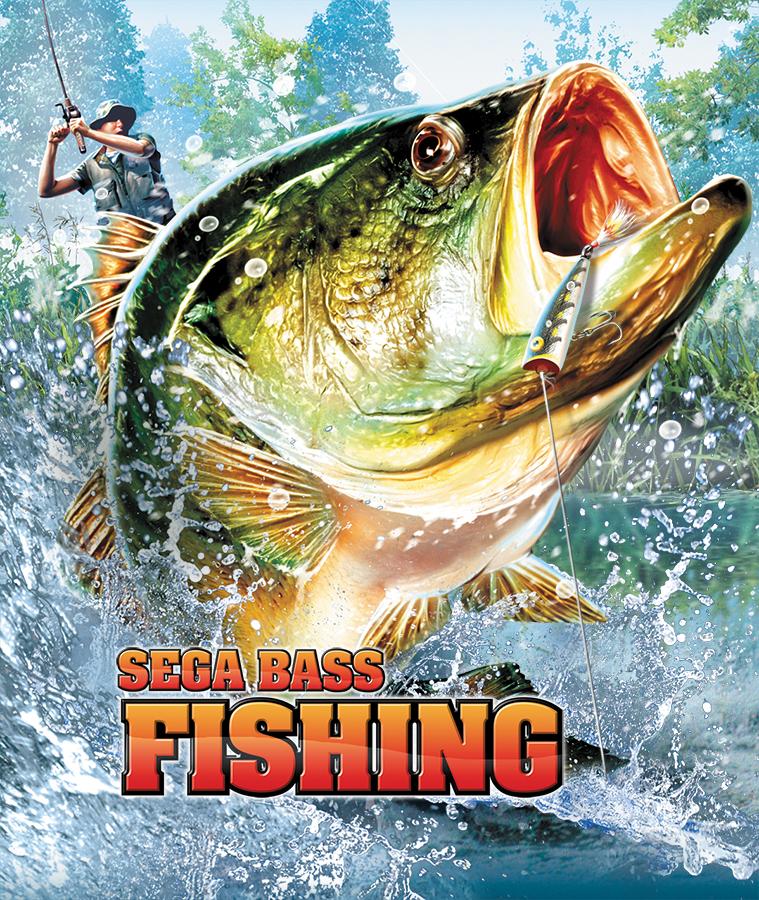 sega bass fishing™