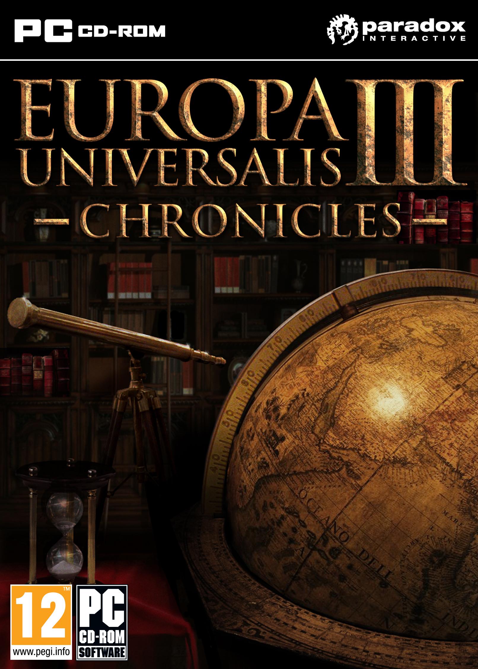 europa universalis iii chronicles