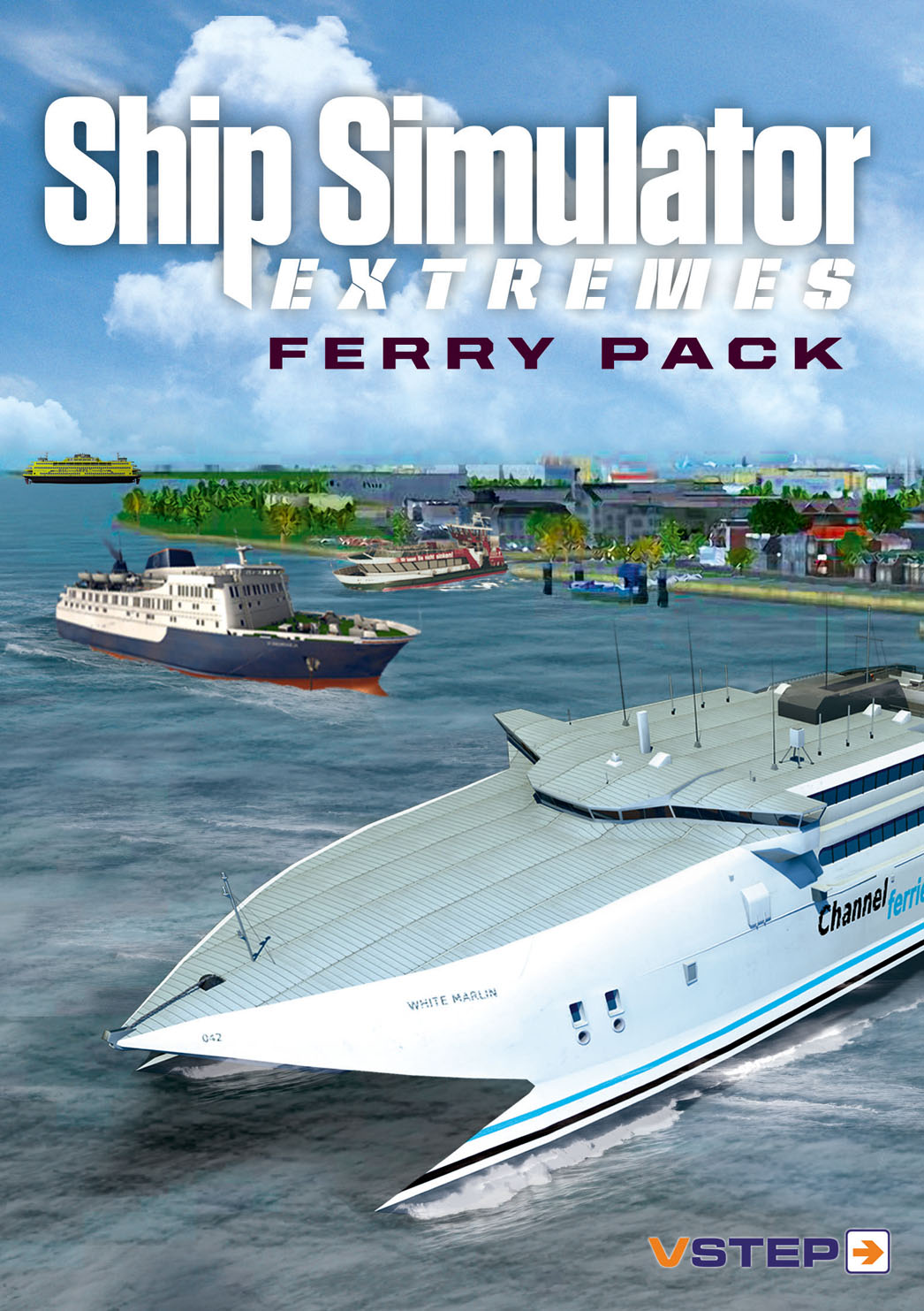 ship simulator extremes ferry pack dlc