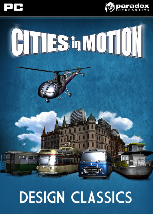 cities in motion design classics dlc