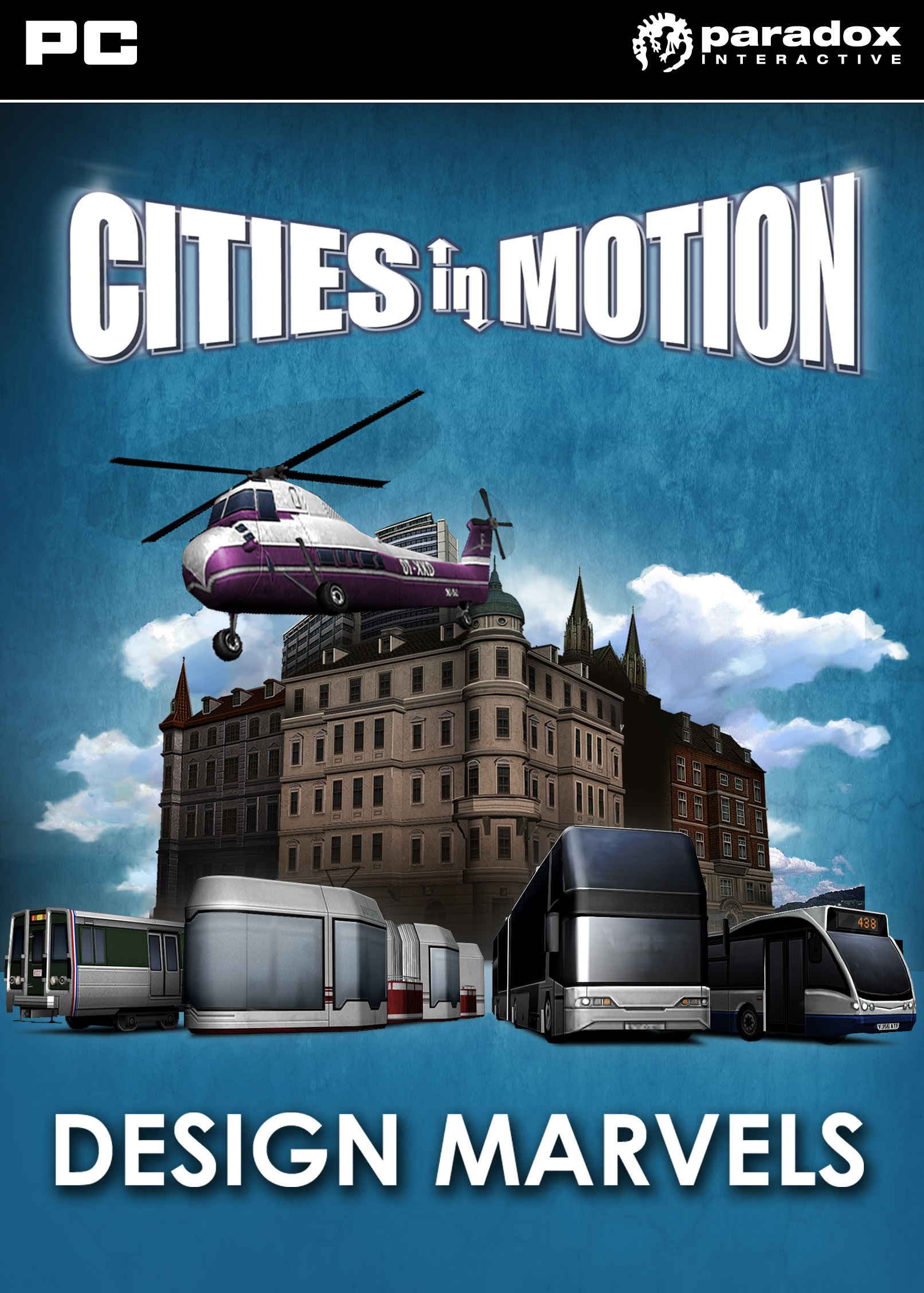 cities in motion design marvels dlc