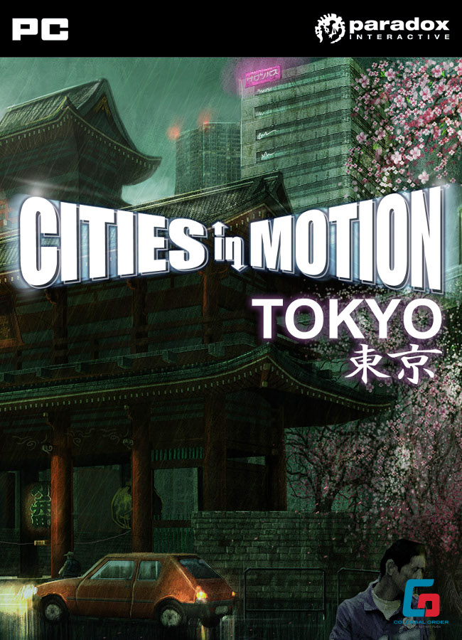 cities in motion tokyo