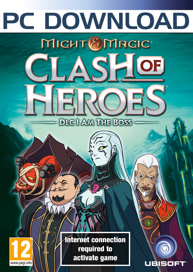 might  magic clash of heroes – i am the boss dlc