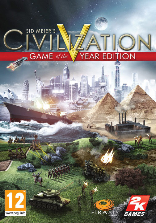 sid meiers civilization® v game of the year edition
