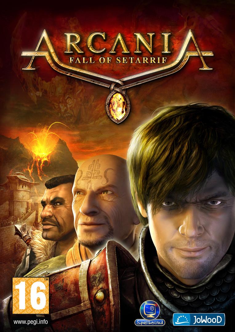 arcania fall of setarrif
