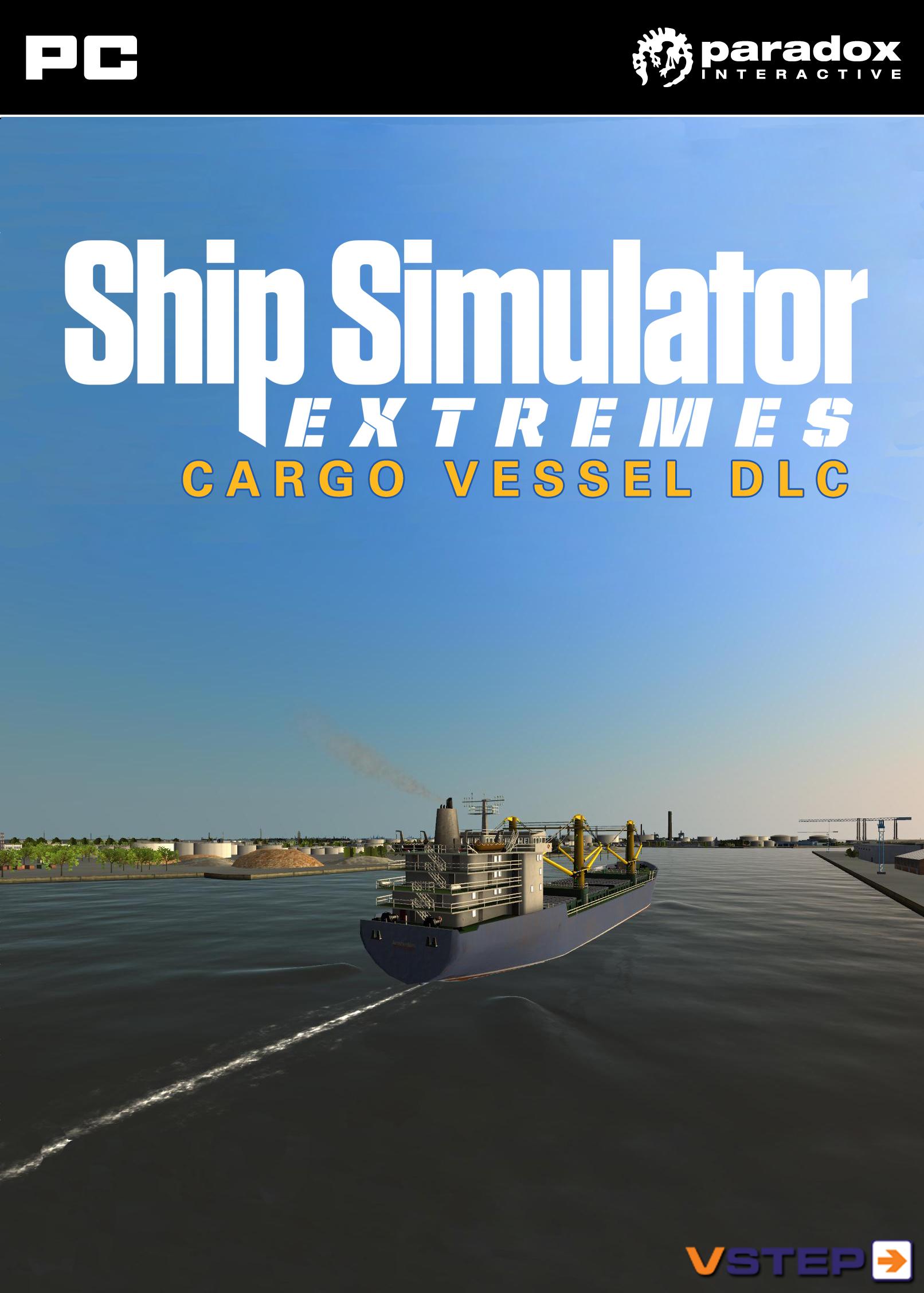 ship simulator extremes cargo vessel dlc