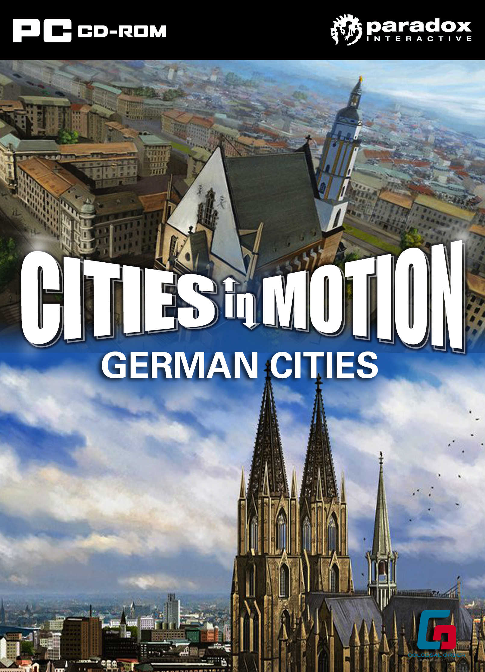 cities in motion german cities dlc