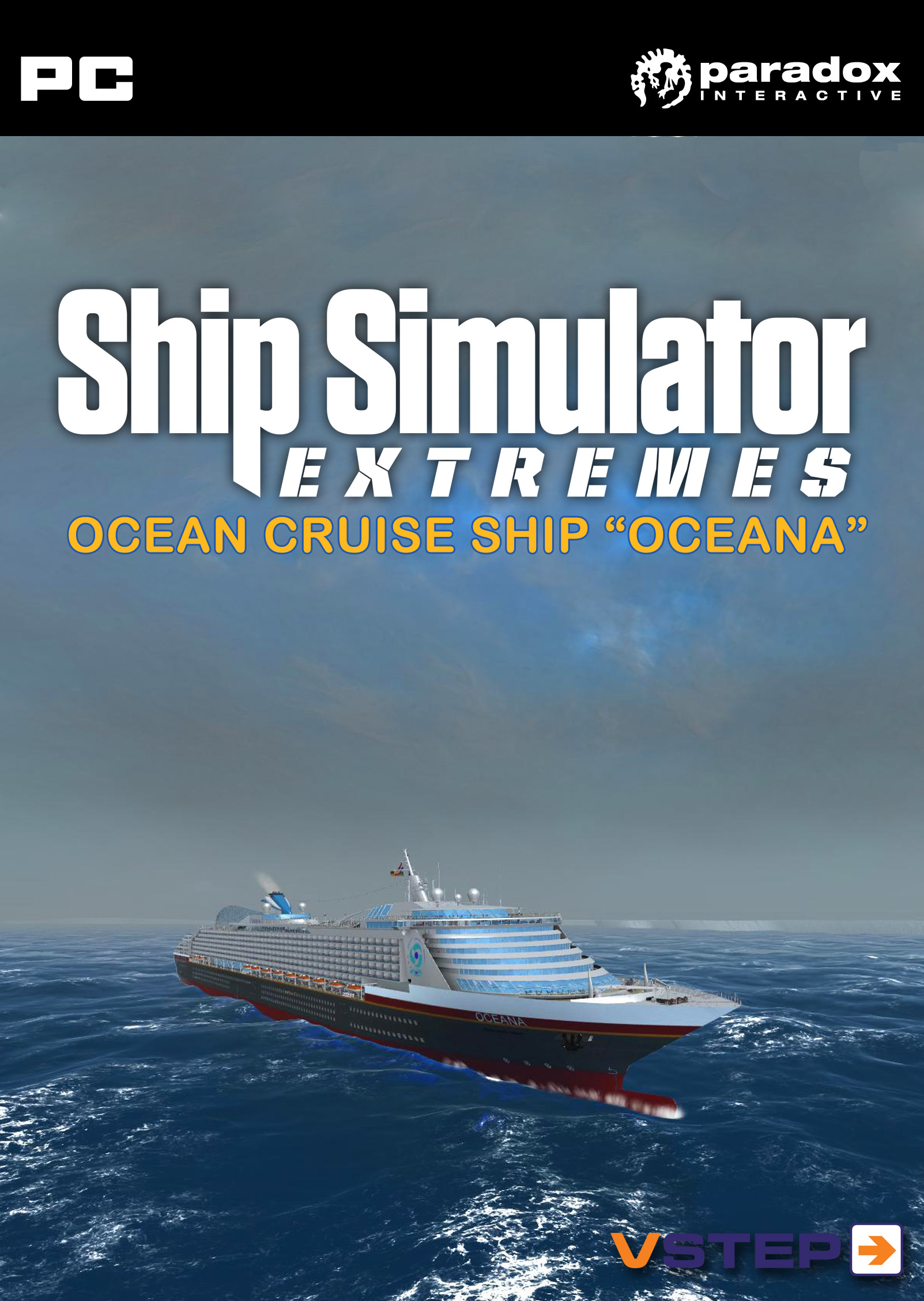 ship simulator extremes oceana cruise ship dlc