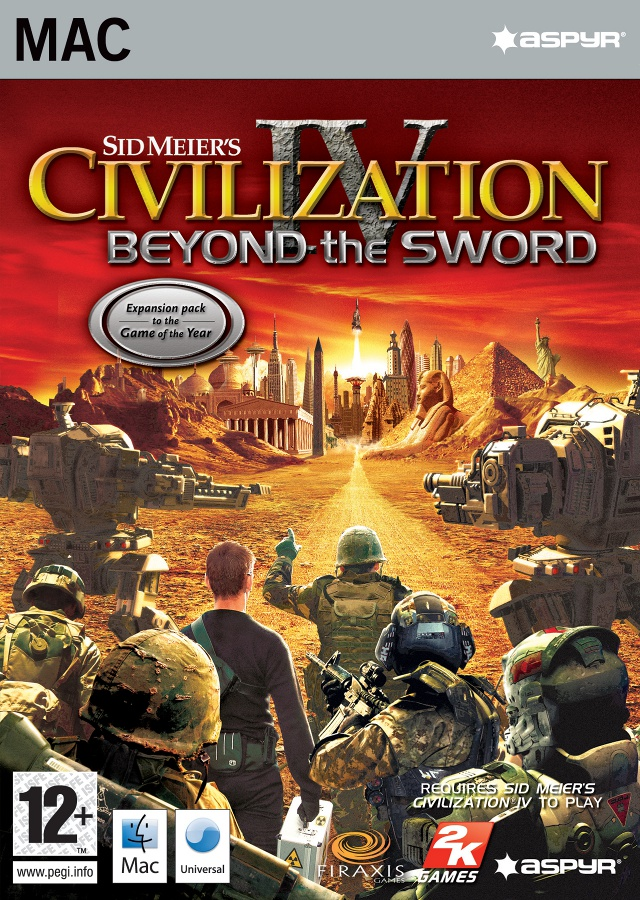 sid meier's civilization® iv beyond the sword mac