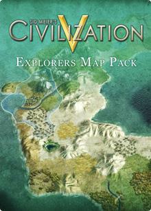 sid meier's civilization® v explorers map pack mac