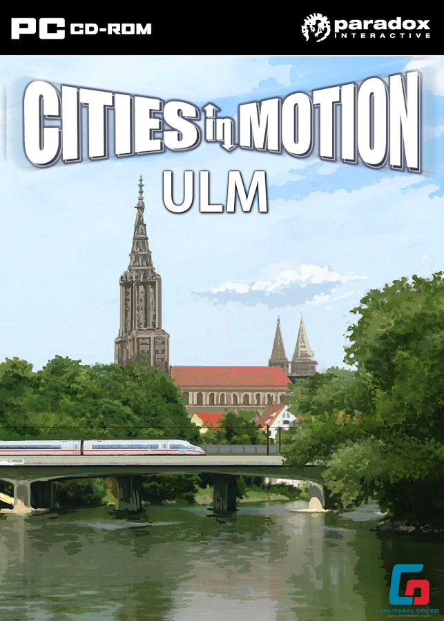 cities in motion ulm city dlc