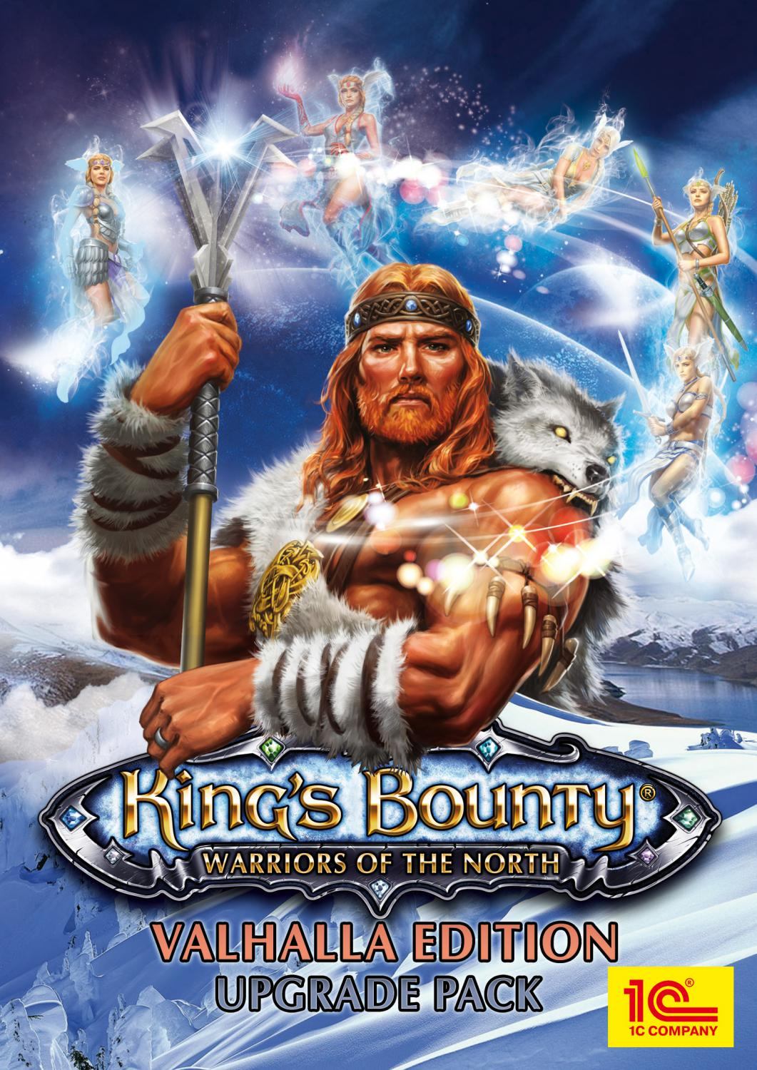 Kings Bounty: Warriors of the North Valhalla upgrade