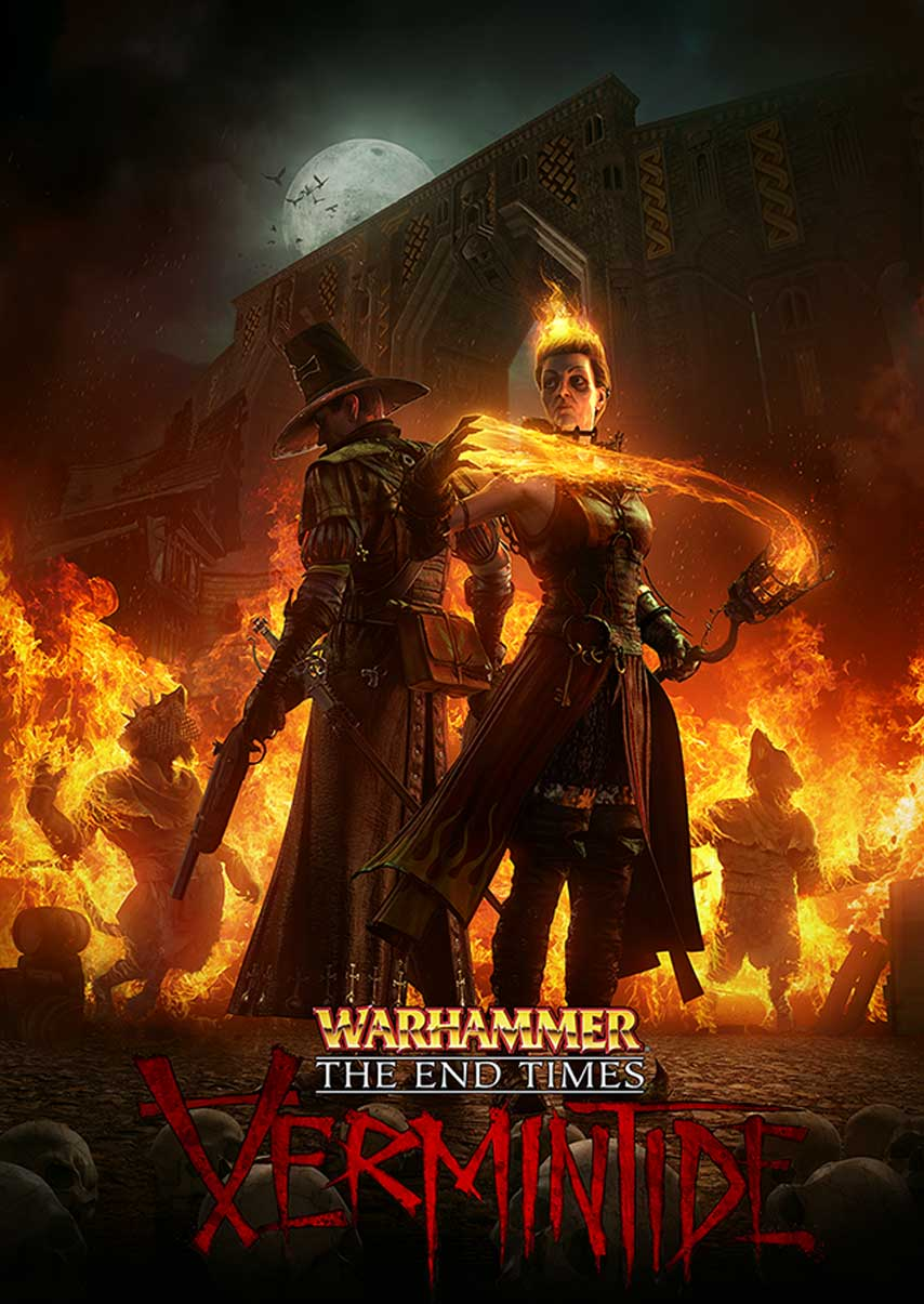 Warhammer: End Times - Vermintide (ROW)